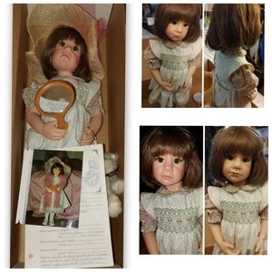 Julie Good Kruger Play w/Me Everything Nice Doll
